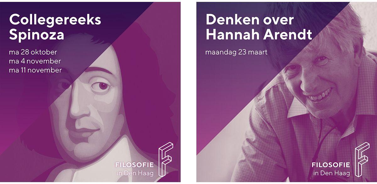 Huisstijl Filosofie in Den Haag