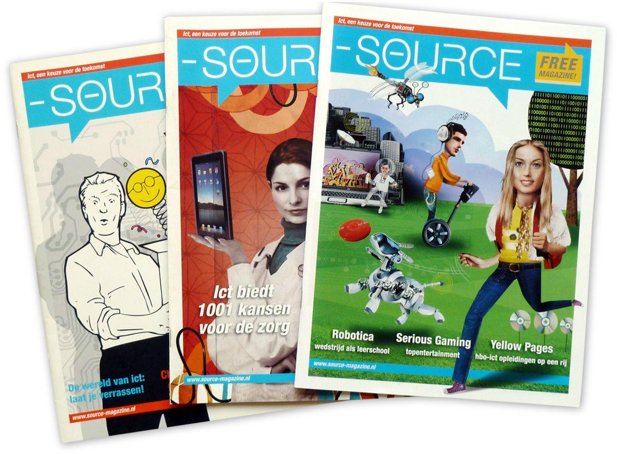 Voorlichtingsmagazine Source