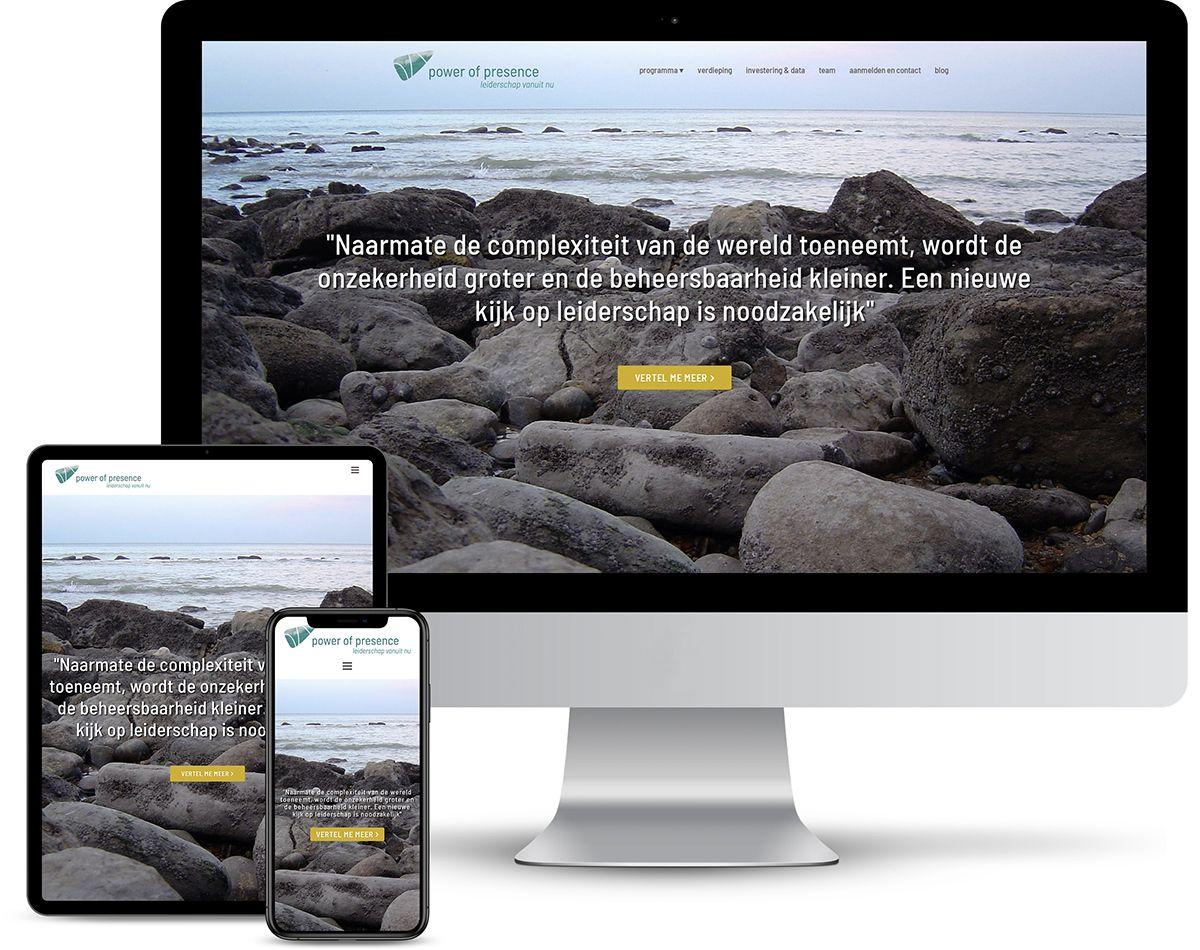 Website Power of Presence