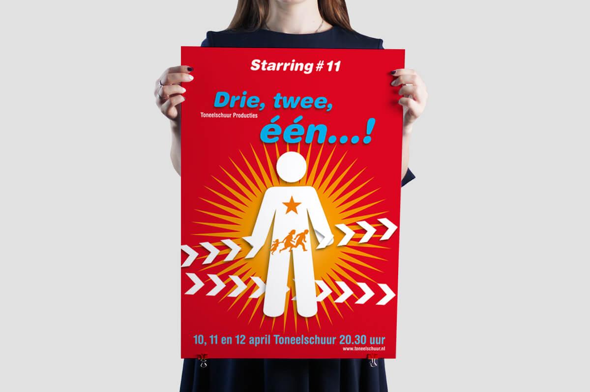 Toneelschuur Producties Starring poster