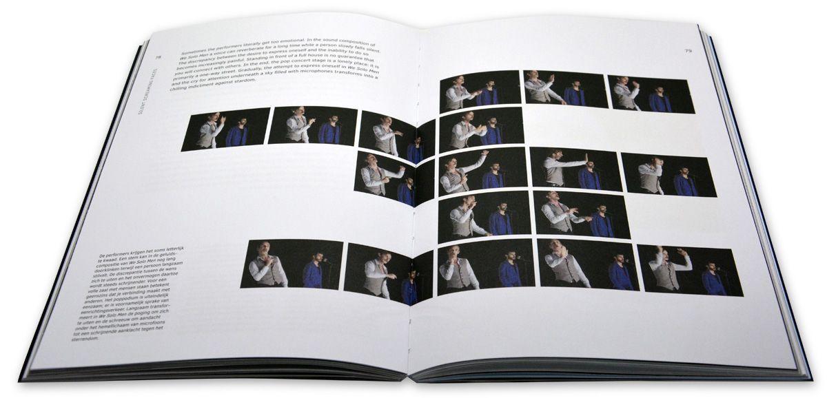 Boek Protect/Perform (binnenwerk) voor WArd/waRD