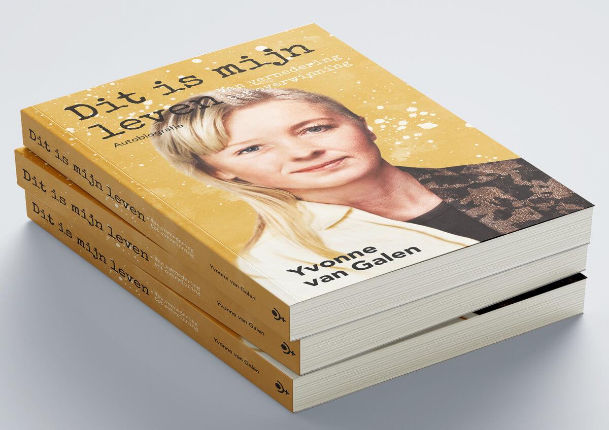Yvonne van Galen - Cover